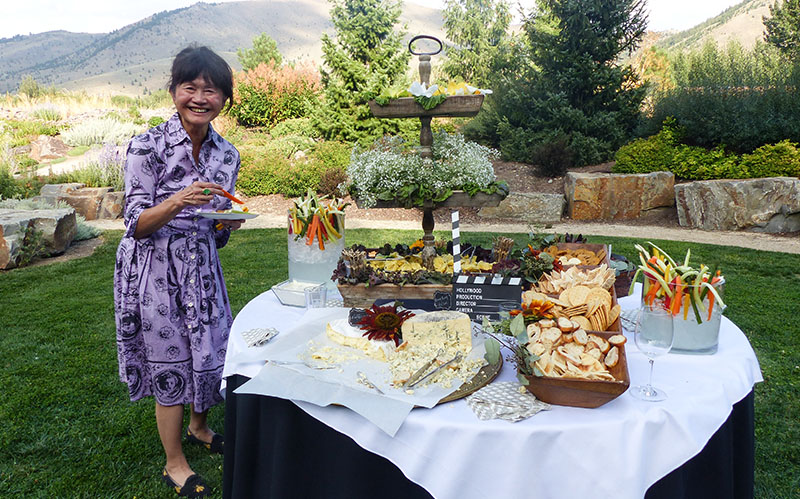 Lilian Wu Knows How Much Fun It Can Be To Party At The Sawtooth Botanical  Garden, Which Has Been Getting Raves For The Beautiful Way In Which The  Native ...